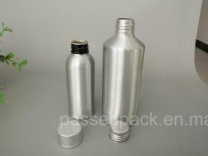 2016 New! Aluminum Bottle with Black Plastic Screw Neck (PPC-ACB-063) pictures & photos