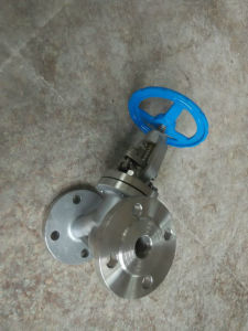 Stainless Steel Valve & Globe Valve with Flange Valve pictures & photos
