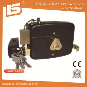 Security High Quality Door Rim Lock (540.12-Z) pictures & photos