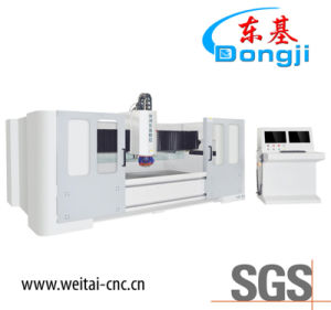 Horizontal 3-Axis CNC Glass Edge Grinding Machine pictures & photos
