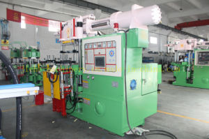 Horizontal Rubber Silicon Injection Moulding Vulcanizing Machine pictures & photos