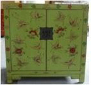 Chinese Antique Furniture Butterfly Cabinet pictures & photos