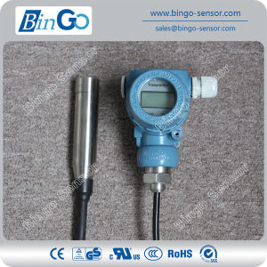 Submersible Water Level Transmitter with Display pictures & photos