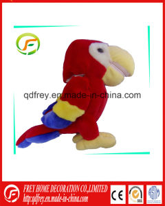 Hot Sale Plush Parrot Toy for Baby Product pictures & photos