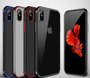 New Apple Iphonex TPU Mobile Phone Case Phone Shell pictures & photos