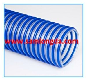 "PVC Spiral Suction Hose for Pump (3/4""-8"") pictures & photos"