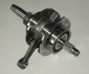 Motorcycle Parts Motorcycle Crankshaft Complete for Honda Cg250 pictures & photos