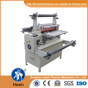 Automatic Release Paper Slicing Machine with Laminating Function pictures & photos