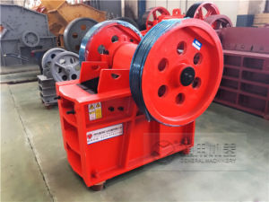 Stone Mini Rock Jaw Crusher Model PE250X400 Construction Equipment pictures & photos