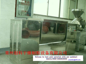 Automatic Ribbon Mixer with Discharging/ Unloading pictures & photos