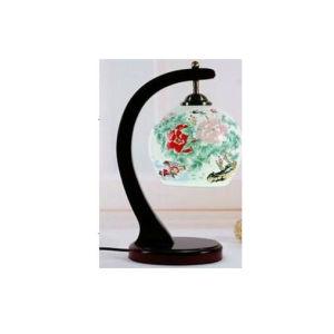 Chinese Antique Porcelain Lamp La-22 pictures & photos
