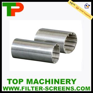 Topgroup High Quality Water Well Screen Pipe pictures & photos