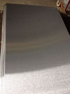Linished 5052/5005 Aluminum Sheet for Australia Market pictures & photos