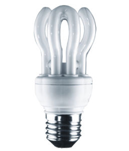 4u Energy Saving Bulbs CFL Bulb with CE (BNF-4U-LOTUS) pictures & photos