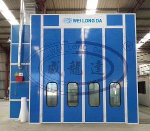 Customized 15m Bus Spray Painting Booth pictures & photos