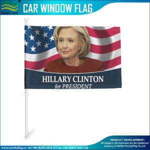 Hillary Clinton 2016 for The 45th Presidency Campaign Vote Flag (A-NF08F06039) pictures & photos