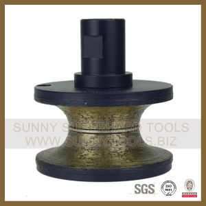 Diamond Tools-Bullnose Profile Wheel /Router Bit pictures & photos
