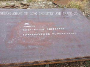 Low-Alloy High-Strength Steel S355 (JR, J0, J2G3, J2G4, K2G3, K2G4) pictures & photos