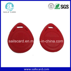 Desfire EV1 4k ISO14443A RFID Keyfobs for Alarm System pictures & photos