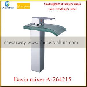 Sanitary Ware Bathroom Waterfall Basin Mixer pictures & photos