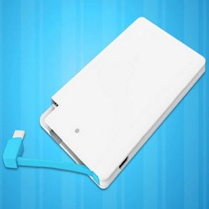 2500mAh Powerbank External Portable Battery Charger Mobile Power Bank pictures & photos