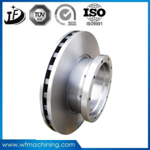 Customized CNC Machining Auto/Car Engine Brake Disc with Painting pictures & photos