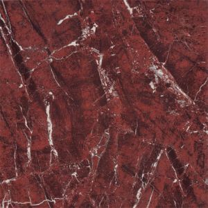 Polished Glazed Porcelain Tile Red Color pictures & photos