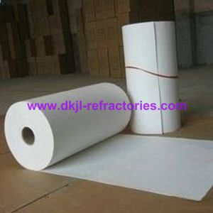 High Alumina Fire Resistant Thermal Insulation Ceramic Fiber Paper pictures & photos