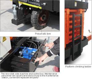 Mobile Scissor Aerial Work Platforms (upgraded) pictures & photos