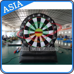 Giant Inflatable Magic Tape Darts Game Hire pictures & photos