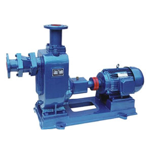 Electric Self Priming Trash Water Pump pictures & photos