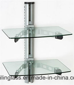Tempered TV Stand Glass with Certificate Ce SGCC pictures & photos