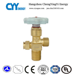 Cryogenic O2 N2 Safety Valve pictures & photos