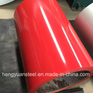 PPGI Tinct Coated Galvanized and Galvalume Steel Coils PPGL pictures & photos