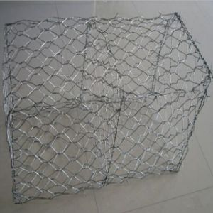 China Factory of PVC Green Gabions/ PVC Coating Mesh Gabion (XM-4) pictures & photos
