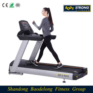 Wholesale 2016 AC Motor Latest Luxury Gym Fitness Commercial Treadmill Jb-8600 pictures & photos