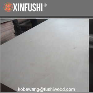 Big Size Birch Face Plywood, 1500*3000mm Birch Plywood pictures & photos