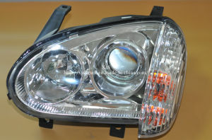 Headlight Jm0431262117 for Great Wall Winlge 3 Cc1031PS62 pictures & photos