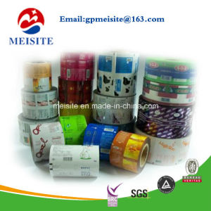 Roll Aluminium Foil Auminized Plastic Bag for Packing Food pictures & photos