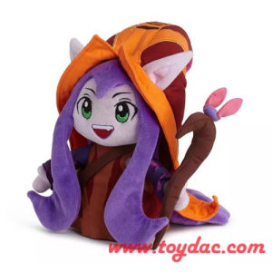 Plush Network Game Doll pictures & photos