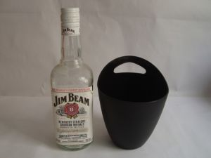 1L Plastic Ice Bucket for Beer pictures & photos