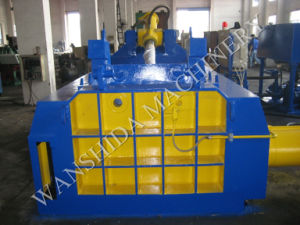 Push out Scrap Steel Baler Ce Approved