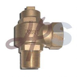 Brass Swivel Ferrule Valve pictures & photos