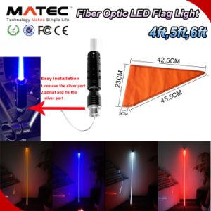 4ft 5ft 6ft Night Stalker LED Lighted Flag ATV UTV off Road Sand Dunes Flag for LED Fiber Optic Light Kit pictures & photos