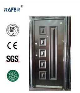 New Design 3D Steel Door (RA-S017) pictures & photos
