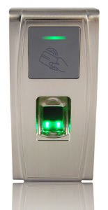 RFID Card and Fingerprint Recognition Biometric Fingerprint Reader Products (MA300) pictures & photos