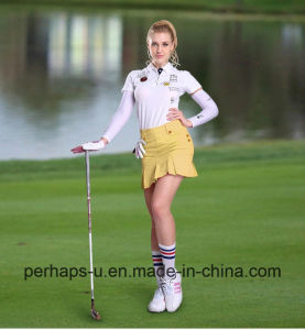 Wholesale Ladies Sport Clothes High Quality Golf Dress pictures & photos