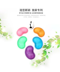 Wrist Pad with Different Colors