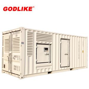 1000kVA /800kw Cummins Silent Diesel Generators (KTA38-G5) with Ce / ISO pictures & photos