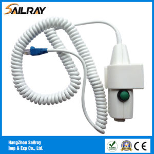 6cores 2.2m Two Step X-ray Hand Switch with Collimator Light Button pictures & photos